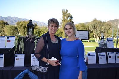 Sharmon Keasler and Lauren Cucchissi