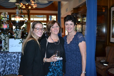 Carrie and Kate Rhymer with Nancy Norris