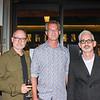 John Schuning, Peter Meldgaard and Gregory Ross