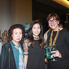 Kathy Kim, Grace Kim and Vickie Taylor