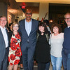 Jim Moore, Anne Miskey, Chris Holden, Dana Bean, Rob and Leslie Levy