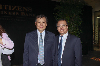 Richard Sun and Mitchell Ing