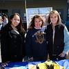 Clairbourn School: Sayra Rubio, Lee Rankin and Janna Hawes