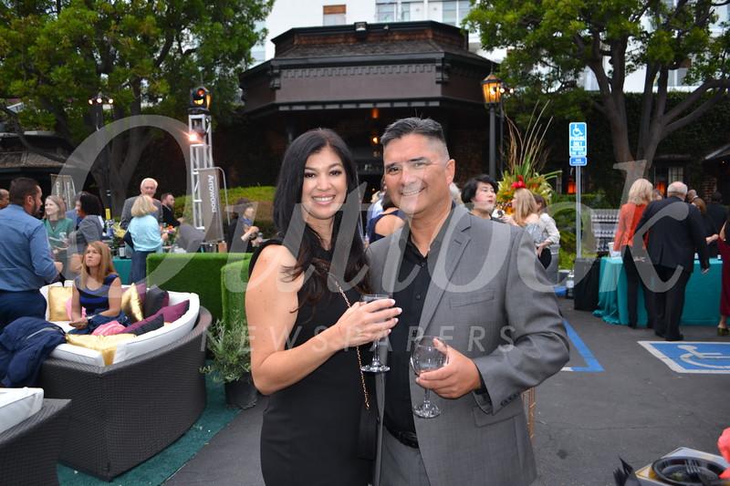 Angela Bustillos and John Rodarte