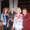 Valerie Foster Hoffman, Alyce deRoulet Williamson, Joni Smith and Annette Ermshar