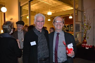 Scott Ward and John Dale