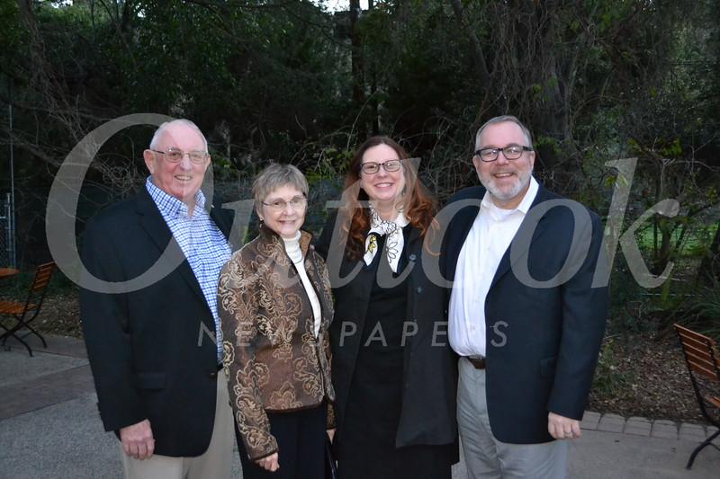 John and Janet Jones with Jerri and Ron Johnson