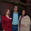 Sarah Kimbrough, Sal Aguirre and Martha Murillo