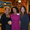 Marina Garcia, Martha Spangler and Paola Rodriguez
