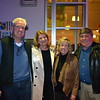 Paul and Sue Miller with Missy and Scott Hancock