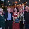 Livia and Donald Shemansky, Kelly Crowe, Paula Cannon and Peter Wilson