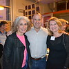 Nancy and Michael Leb and Sue Miller