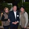 Stephanie Hardy, Families Forward Executive Director Hector LaFarga Jr. and Diane Pacheco