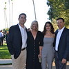 Peter and Holly Breckheimer with Melissa and Joe Corrente