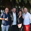Edison Barbosa, John and Pam Mahon, and Bill Eichler