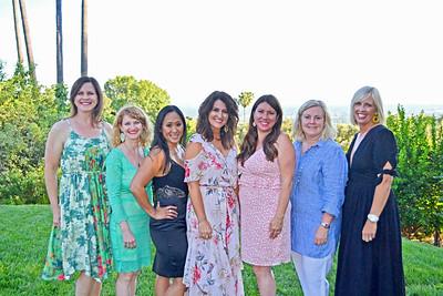 Board members Alison Stewart, Nicola Wilkins-Miller, Uyen-Uyen Vo, Ava Herrera, Katie Bolton, Michele Van Buren and Holly Breckheimer