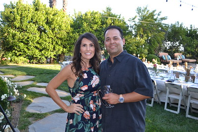 Jennifer and Richard Vasquez