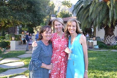 Beth Krappman, Lauralyn Deringer and Katherine Solaini