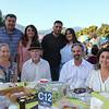 Samantha Bonar (front row, from left), Terry Payne, and Gordon and Jennifer McMillan. Back: Hugo Molina, Leti Marquez, Gaurav Vashishtha and Amanda DeAngelo.