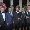John Dolan, David Alami, Mark Vanis, Waleed Delawari and Ross Nightingale