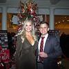 Kristy Bowden and Kurt Luginbuhl