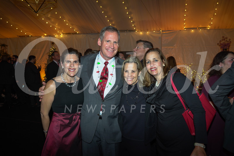 Jennifer Berger, Andrew and Keri Crowell, and Chantal Bennett