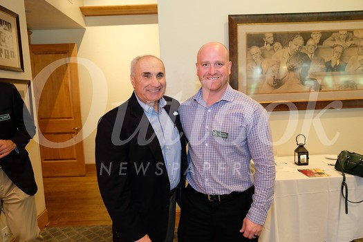 Executive Director and co-Founder Bob Baderian with Director of Programs and Development Mark Fritz
