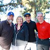 Curt and Kathy Gibson with Bob Jenks and Bill Stewart