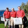 Mark Fritz, Bob Baderian and David Sams