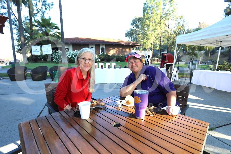 Laura Morrison and Judy Mirick
