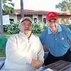 Sonny Reulbach and Richard Bruckner