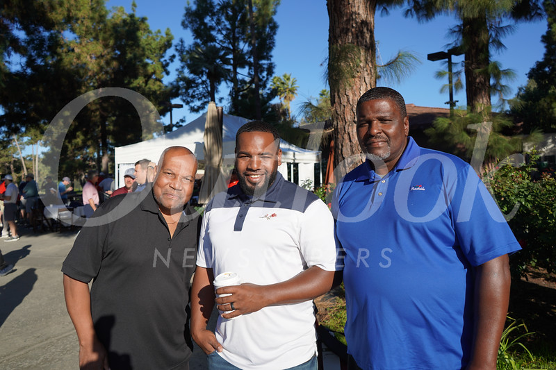 Craig T, Rand Vance and Carl Divens