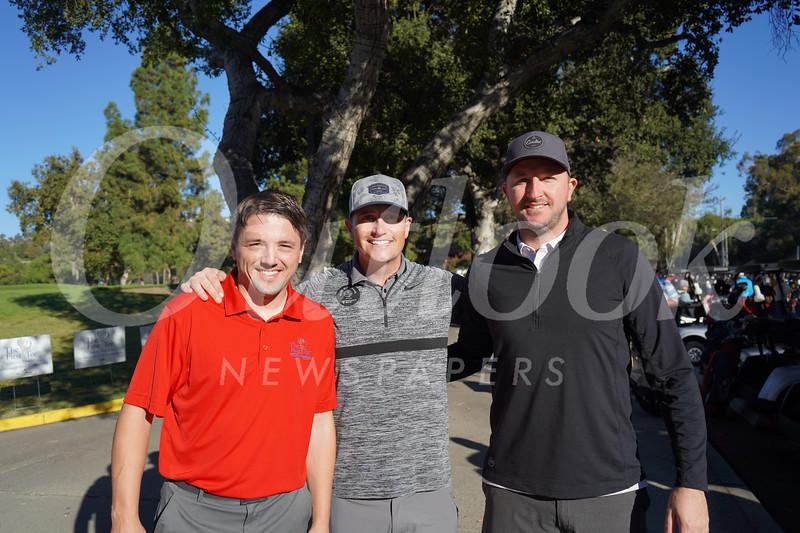 Brandon Fox, Jens Weiden and Chris Zeller