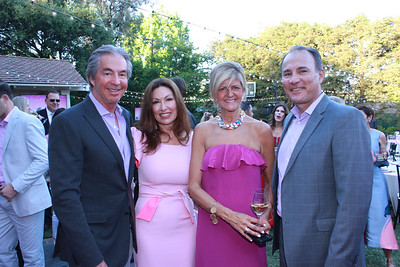 Gregg Smith, Chelby Crawford, and Natalie and Nick Bazarevitsch