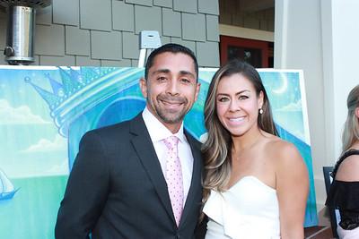 Eddie Vinciquera and Erica Tejeda