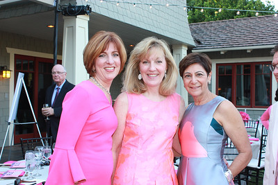 Debi Kroman, Sue McGuirl and Michele Hall
