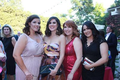 Katie Roth, Kristen Mitchel, Bridget Garcia and Natalie Perez