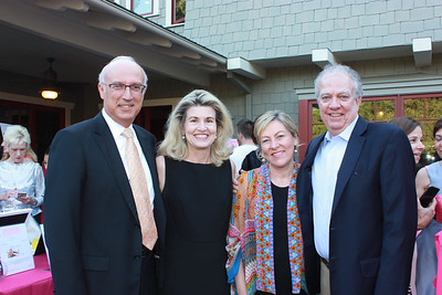 Karl and Kathy Swaiden with Dodie and Gene Gregg