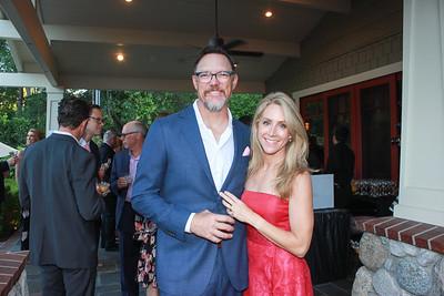 Matt and Heather Lillard