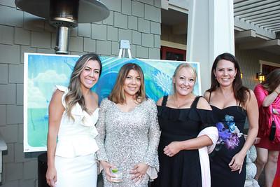 Erica Tejeda, Sandra Belloso, Laura Quigg and Jennifer McKinnon