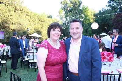 Lisa Gallaway and Geoffrey Baum