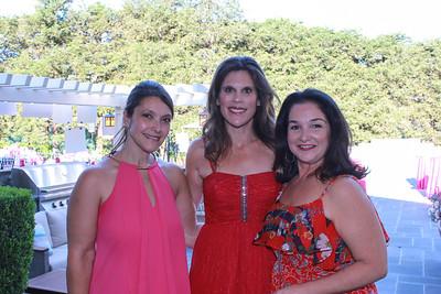 Kris Ordaz, Jennifer Berger and Shoshana Puccia