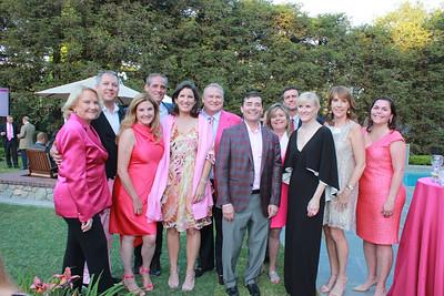 Linda Hansen, Bart and Michele Doll, Beth and Rob Hansen, Monte Baier, Kacey Riley, Harris Hall, Kirsten Hansen, Stephanie Hall and Meghan Baier