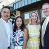 Mark and Hanna Lim with Jill and Brian Dennis