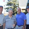 Peter Weir, Rick Robins, Greg Grande and Don Bishop