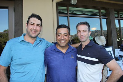 Bryan Roth, Frank Carrere and Alan Cullen