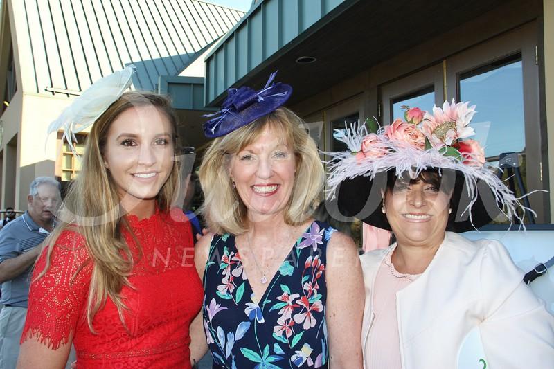 Katie McDonald, Sue McGuirl and Doncella Mumolo