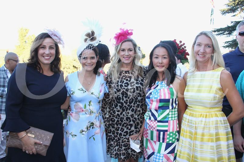 Michelle Alexander, Leah Mason, Heather Timmons, Hanna Lim and Jill Dennis