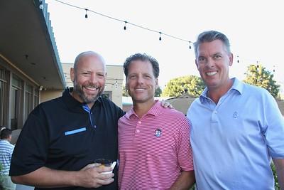 Matt Jiggins, Bill Hayden and Chris Cabot
