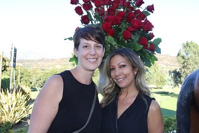 Anna Seitz and Andie Burke